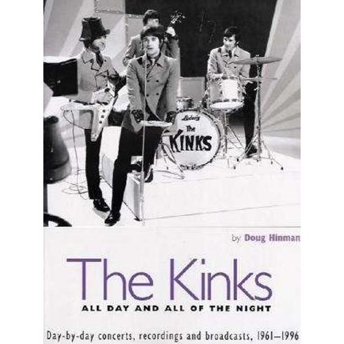 Doug Hinman The Kinks Buch-Cover