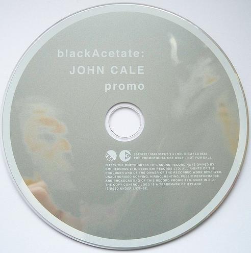 John Cale - Black Acetate