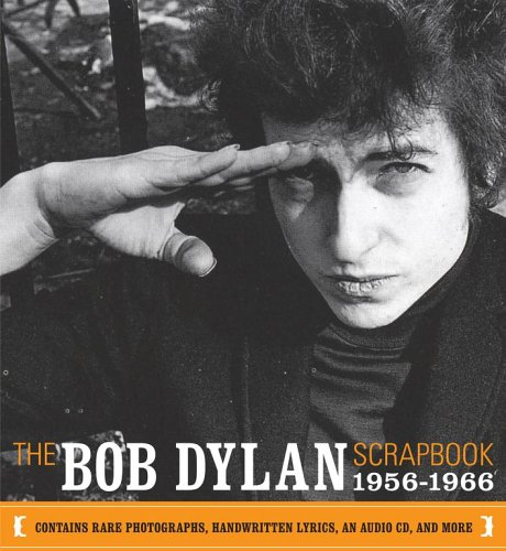The Bob Dylan Scrapbook Cover