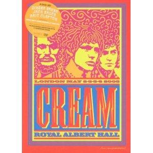 Cream - Royal Albert Hall London, May 2-3-5-6/05