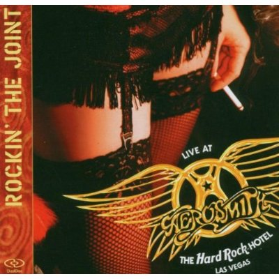 Aerosmith Rockin The Joint Cover