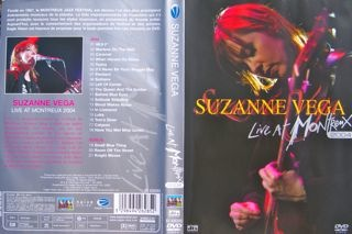Suzanne Vega - Live At Montreux