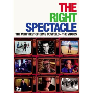Elvis Costello The Right Spectacle Cover