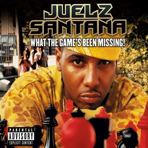 Juelz Santana Whats The Game's Been Missing Cover