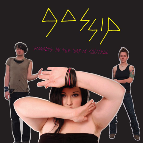 Gossip Standing In The Way Of Control Cover