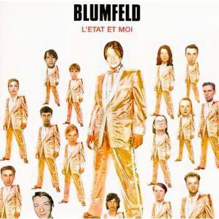 Blumfeld L'Etat Et Moi Cover