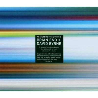 Byrne & Eno My Life In The Bush Of Ghosts Cover