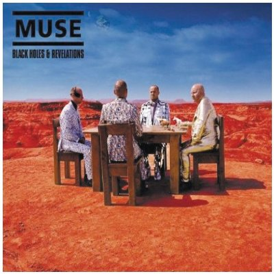 Muse Black Holes And Revelations Cover