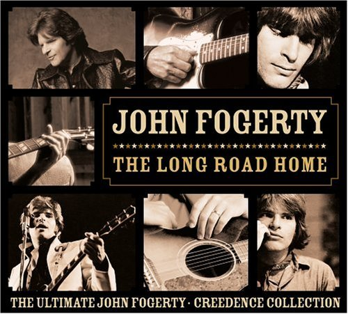 John Fogerty The Long Road Home Cover
