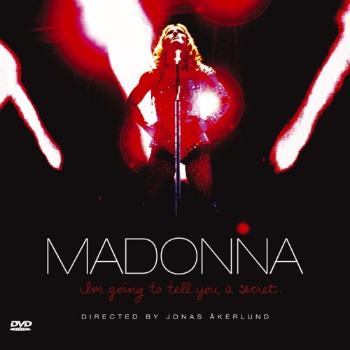 Madonna I'm Going To Tell You A Secret Artwork