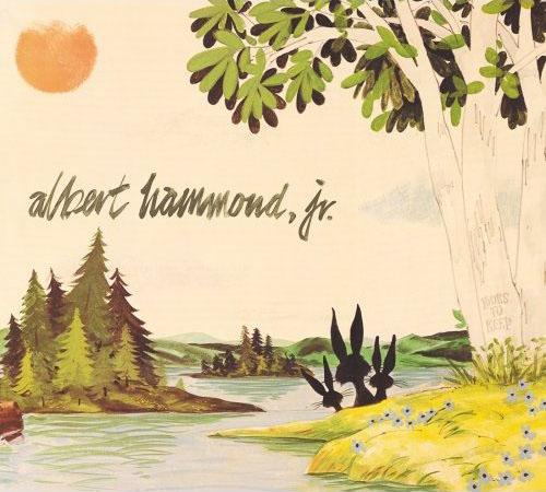 Albert Hammond Jr. - Yours To Keep