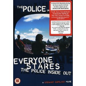 The Police Everyone Stares Inside Out Cover