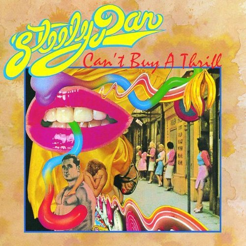 Steely Dan Can't Buy A Thrill Artwork