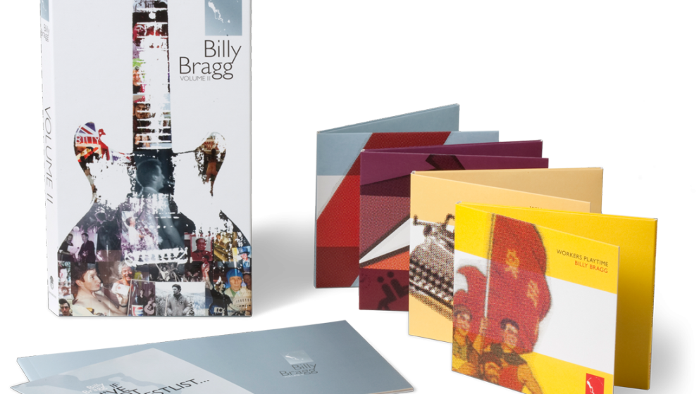 Volume 2 von Billy Bragg