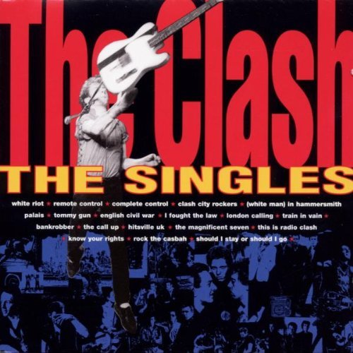 The Clash The Singles Cover