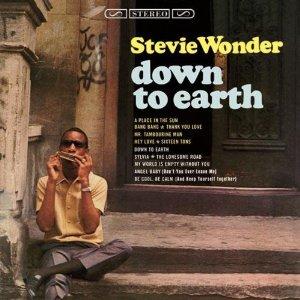 Stevie Wonder - Down To Earth