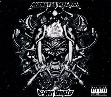 Monster Magnet, 4-Way Diablo, Cover