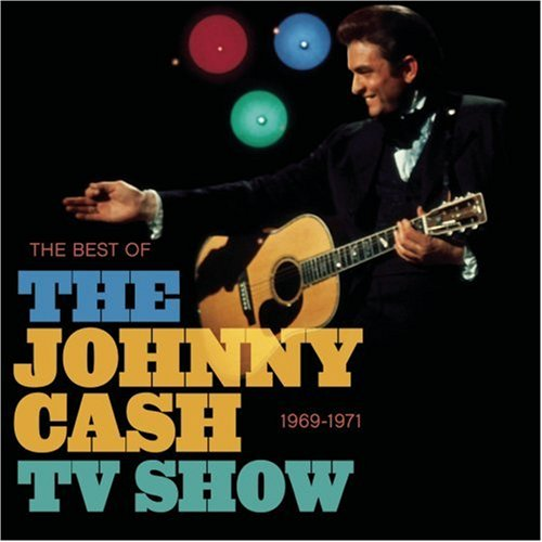 The Best Of The Johnny Cash TV Show Cover