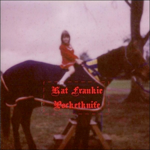 Kat Frankie - Pocketknife