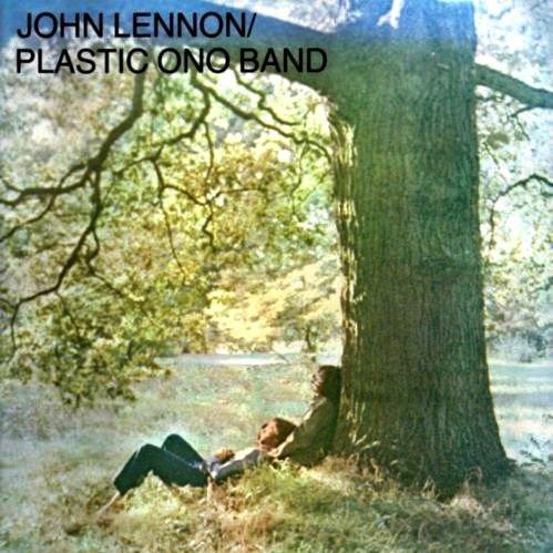John Lennon  Plastic Ono Band Artwork