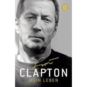 Eric Clapton Mein Leben Cover