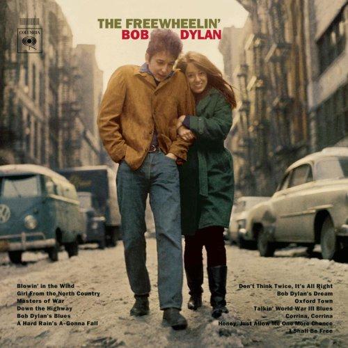 Bob Dylan The Freewheelin' Dylan Cover