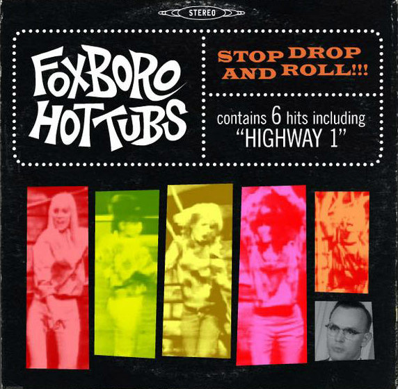 Foxboro Hot Tubs Stop Drop And Roll Cover