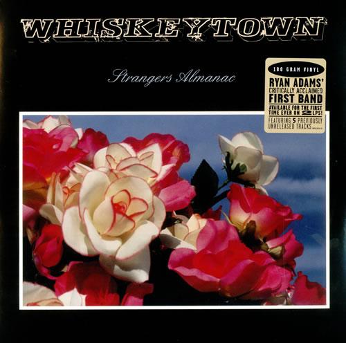 Whiskeytown Strangers Almanac Cover