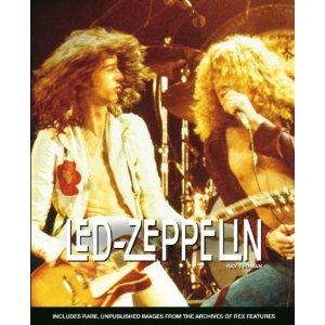 Ray Tedman Led Zeppelin Buch Cover