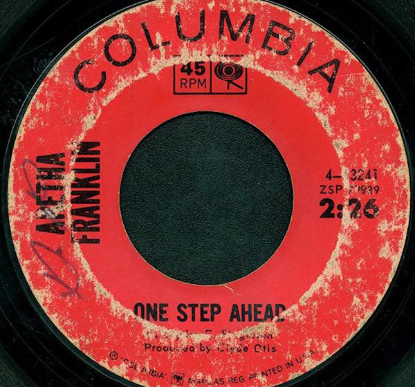 Aretha Franklin - One Step Ahead