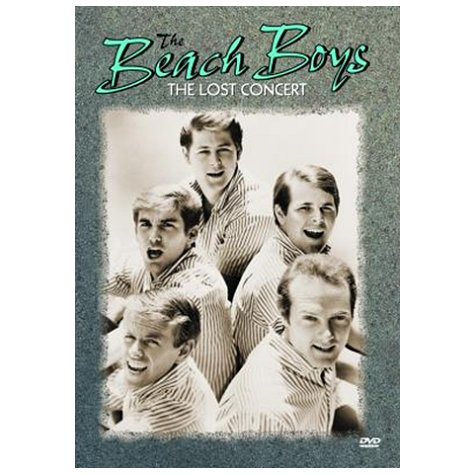 Beach Boys The Lost Concert Cover