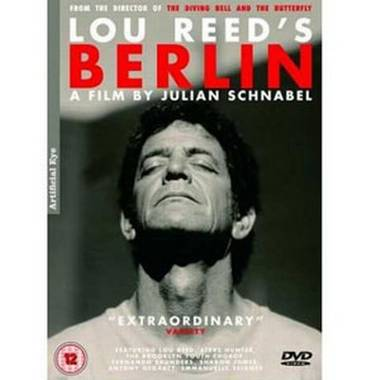 Schnabel Lou Reed Berlin Cover