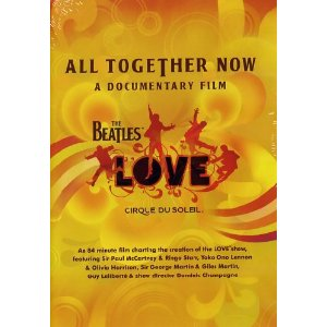 The Beatles & Cirque du Soleil All Together Now Cover
