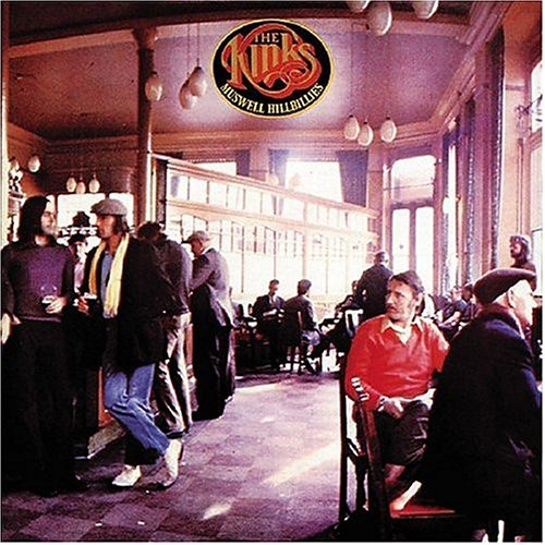 The Kinks Muswell Hibillies Cover