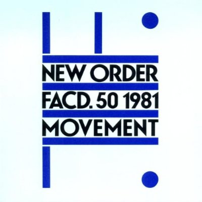 New Order Movement Cover