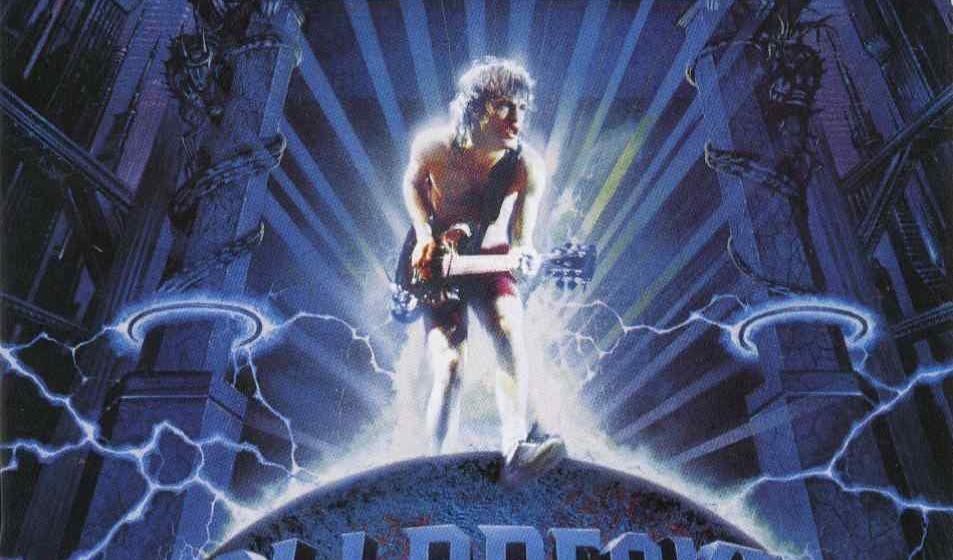 AC/DC, Ballbreaker, Cover