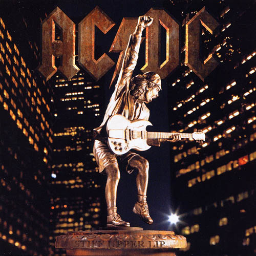 AC/DC, Stiff Upper Lip, Cover