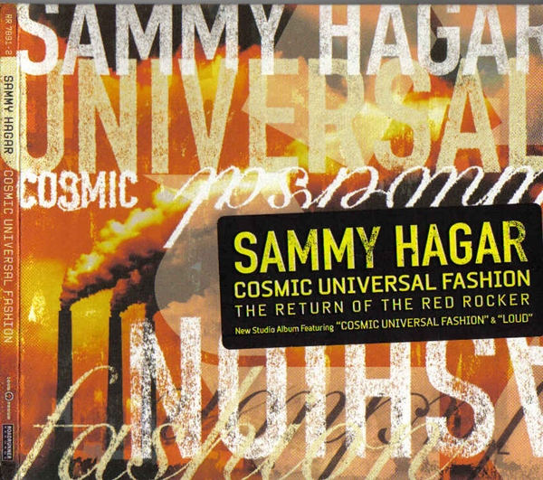 Sammy Hagar - Cosmic Universal Fashion