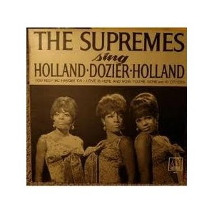 The Supremes - Sing Holland-Dozier-Holland