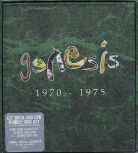 Genesis - 1970-1975