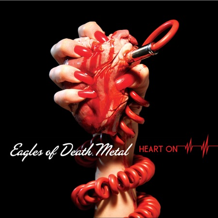 Eagles Of Death Metal, Heart On, Cover
