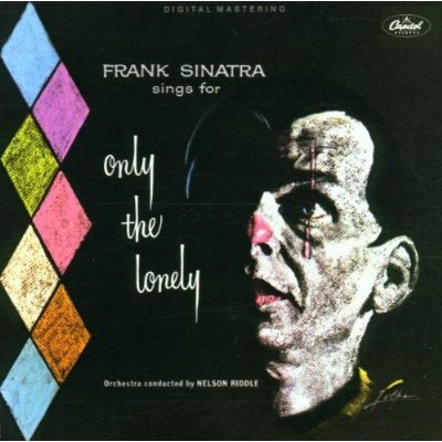 Frank Sinatra Sings For The Lonely Cover