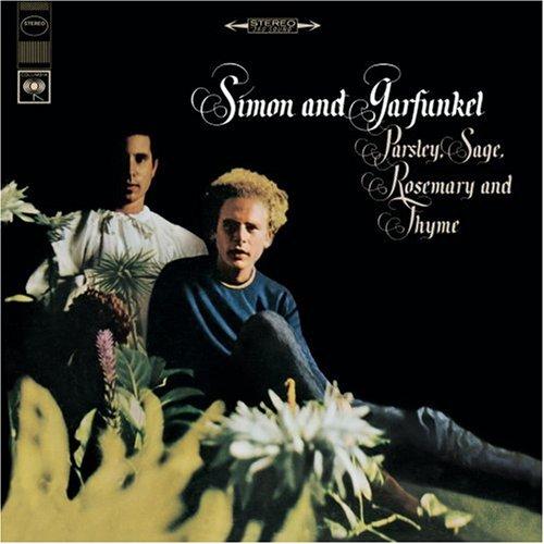 Simon And Garfunkel Parsley,Sage, Rosemary And Thyme