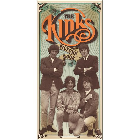 The Kinks Picture Book Artwork