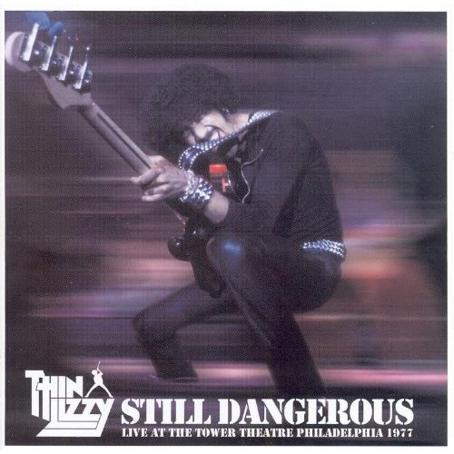 Thin Lizzy Still Dangerous Cover
