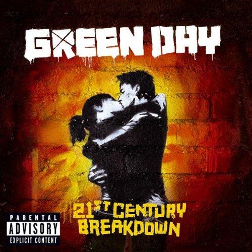 Green Day 21st Century Breakdown Cover