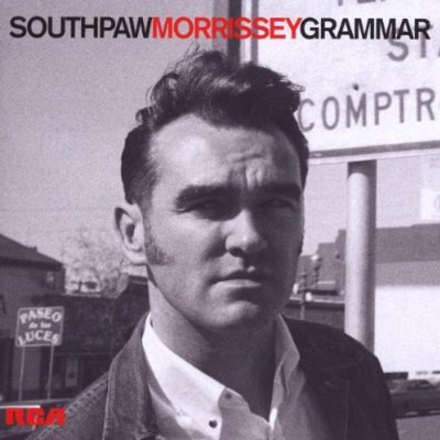 Morrissey Southpaw Grammar Cover