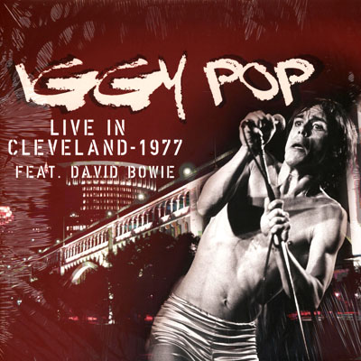 Iggy Pop - Live In Cleveland 1977