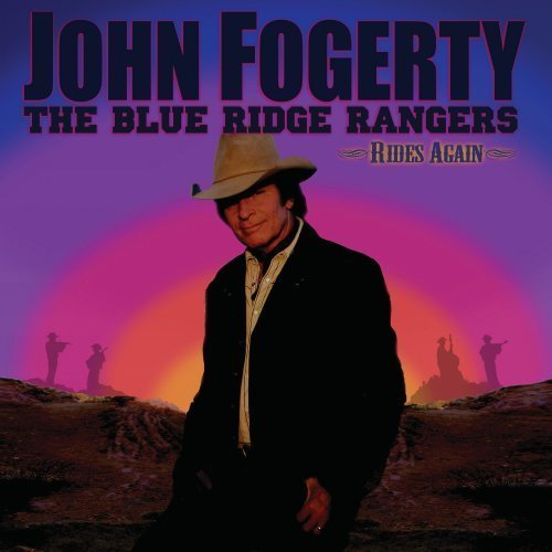 John Fogerty Rides Again Artwork
