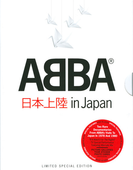 ABBA - In Japan